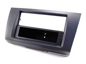 Suzuki Swift 2005-2010 rádiókeret, 1DIN, fekete