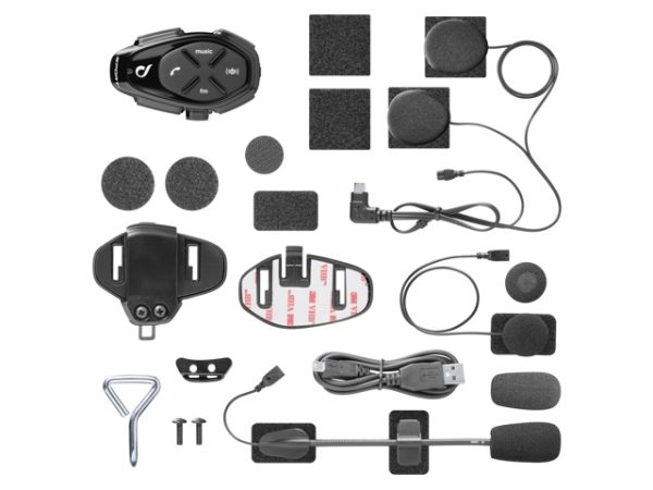 Interphone SPORT Bluetooth sisak kommunikációs rendszer 7