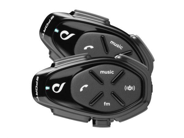 Interphone SPORT TWIN PACK Bluetooth sisak kommunikációs rendszer