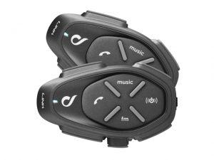 Interphone LINK TWIN PACK Bluetooth sisak kommunikációs rendszer