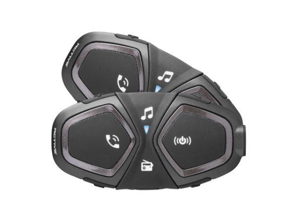 Interphone ACTIVE TWIN PACK Bluetooth sisak kommunikációs rendszer