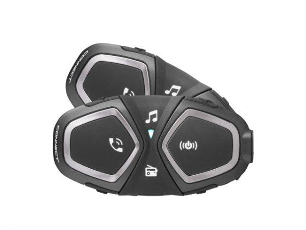 Interphone CONNECT TWIN PACK Bluetooth sisak kommunikációs rendszer