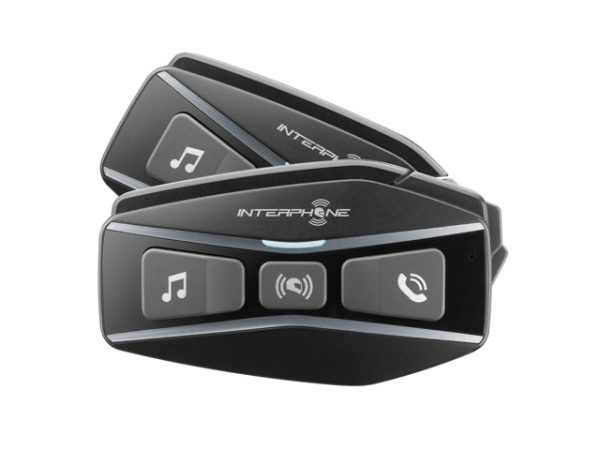 Interphone U-COM 16 TWIN PACK Bluetooth motoros kommunikáció