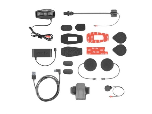 Interphone U-COM 2 Bluetooth motoros kommunikáció 7