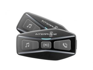 Interphone U-COM 4 TWIN PACK Bluetooth motoros kommunikáció